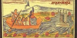La huida de Moctezuma II