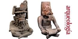 Las urnas del barrio zapoteca de Teotihuacan