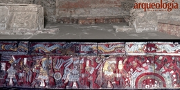 Recinto de las Águilas o Casa de las Águilas, Templo Mayor de Tenochtitlan