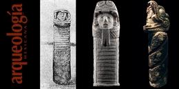 ¿Una momia egipcia en una escultura de Metlaltoyuca, Puebla?