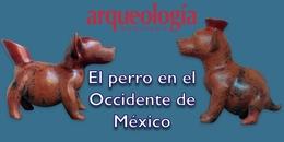 Los perros en el Occidente de México