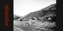 ¿Usó dinamita don Leopoldo Batres en Teotihuacan?