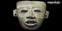 Los rostros de piedra estilo teotihuacano