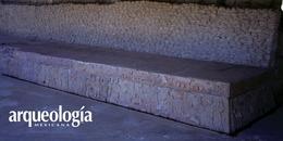 Procesiones esculpidas en la antigua Tollan