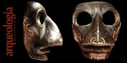 Máscara ceremonial de Tlatilco, estado de México