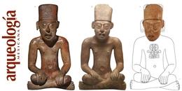 Efigies de cerámica benizaa