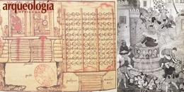 """El tzompantli en Mesoamérica y las """"torres de cabeza"""" en Asia"""