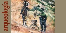 """Cuevas y pinturas rupestres mayas. Ti' Ik' Way-nal, """"en el lugar del abismo negro"""""""