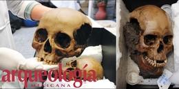 Víctimas de sacrificio en el recinto sagrado de Tenochtitlan