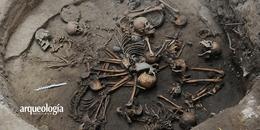 Descubren en Tlalpan un entierro múltiple de los primeros aldeanos de la Cuenca de México