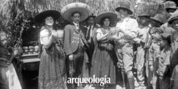 Verbena, verbena, jardín de matatena…, imágenes sobre la vida social en México durante el siglo pasado