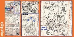 Los tamales y los dioses mayas