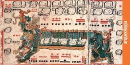 Itzamna', señor supremo del panteón maya
