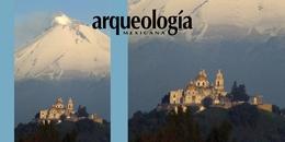 Popocatépetl y Cholula