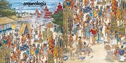 Los comerciantes mayas