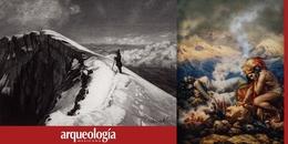 Los volcanes en el arte