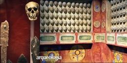 Cabezas-trofeo y tzompantlis en los confines de Mesoamérica