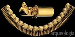 Joyas de oro entre los zapotecos de Tehuantepec. Desde la Colonia hasta nuestros días