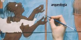 Reconstrucción de los murales de Bonampak