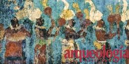 Las tradiciones de color en el área maya