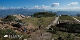 Ubicación estratégica de Atzompa, Oaxaca