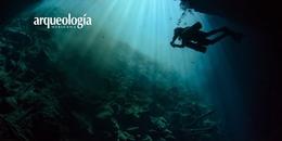 Dan a conocer hallazgos en una caverna del cenote Xlacah, en la Zona Arqueológica de Dzibilchaltún