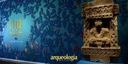 Exposición La flor en la cultura mexicana cierra periplo en el Museo Nacional de Antropología