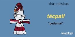 técpatl (pedernal)