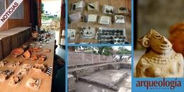 Vestigios arqueológicos e históricos en Churubusco, Ciudad de México