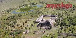 """Cañada de la Virgen, Allende, Guanajuato """"La casa de los trece cielos"""""""