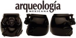 La vasija de obsidiana de Texcoco