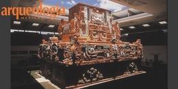 La ciudad de Copán, Honduras arte y escritura mayas