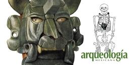 El pectoral de jade de Monte Albán