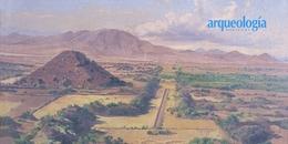El paisaje prehispánico del Valle de Teotihuacan