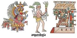 Los antiguos dioses y las flores