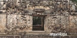 Los templos enmascarados de Yucatán