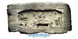 La antigua ciudad maya de Piedras Negras, Guatemala