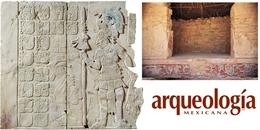 Tablero de los Guerreros. Templo XVII, Palenque, Chiapas.