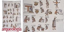 Los habitantes de las ciudades de Mesoamérica