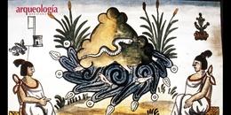 Las inundaciones de Tenochtitlan