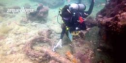 Expertos del INAH localizan los pecios más antiguos de la zona de Sisal, en Yucatán