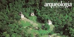 Grupo de las Cruces, Palenque, Chiapas.