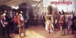 Rendición de Cuauhtémoc a Cortés