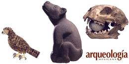 Los animales en el mundo prehispánico