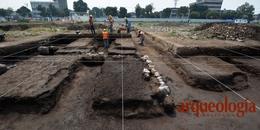 Exploran chinampas y canales de un barrio de la antigua México-Tenochtitlan