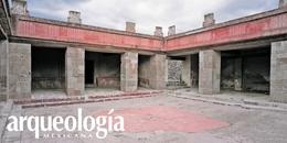El Conjunto del Quetzalpapálotl, Teotihuacan, Estado de México