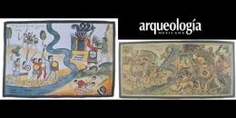 De la pictografía a la pintura