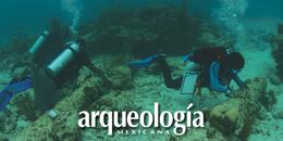 El pecio Cuarenta Cañones. Joya arqueológica en el Caribe mexicano