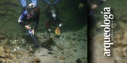 Tratamientos mortuorios en los cenotes