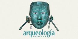 Las máscaras mayas de mosaico de jade. Imágenes de una restauración